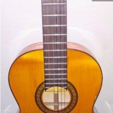 Instrumentos musicales: EXTRAORDINARIA GUITARRA CLÁSICA ESPAÑOLA MANUEL RAIMUNDO, VALENCIA AÑO 1989 NÚMERADA 125 (A MANO). Lote 182739705