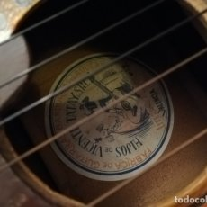 Instrumentos musicales: GUITARRA FLAMENCA HIJOS DE VICENTE TATAY. Lote 182774370