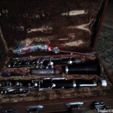 Instrumentos musicales: CLARINETE. Lote 182838796