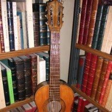 Instrumentos musicales: GUITARRA DE FLAMENCO ANTIGUA PEQUEÑA. Lote 182962953