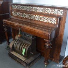 Instrumentos musicales: PIANO DE PARED ERARDS. Lote 182972555