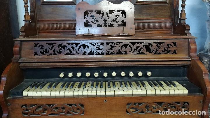 Instrumentos musicales: ARMONIO AMERICANO - Foto 3 - 182987486