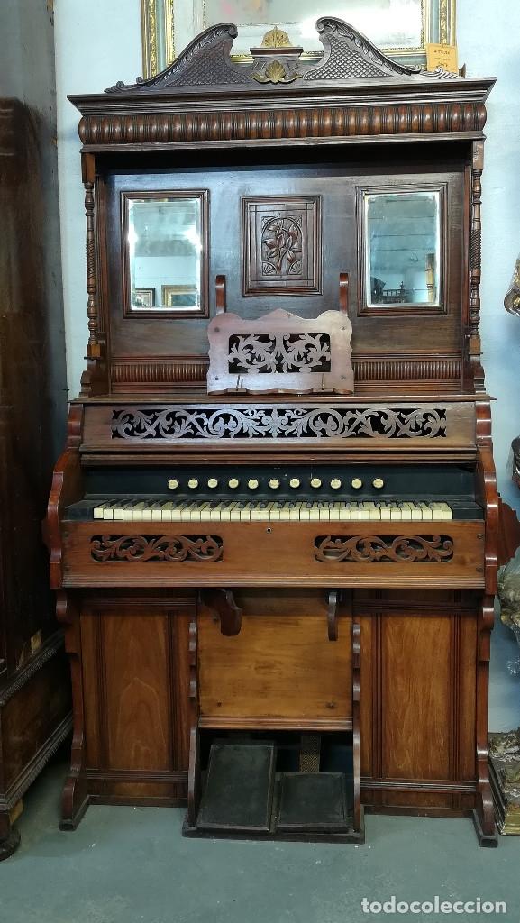 ARMONIO AMERICANO (Música - Instrumentos Musicales - Viento Madera)