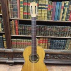 Instrumentos musicales: INTERESANTE GUITARRA FLAMENCA DE LA PRESTIGIOSA CASA ERVITI. RECIÉN ENCORDADA, AFINADA Y LIMPIA.. Lote 183295831