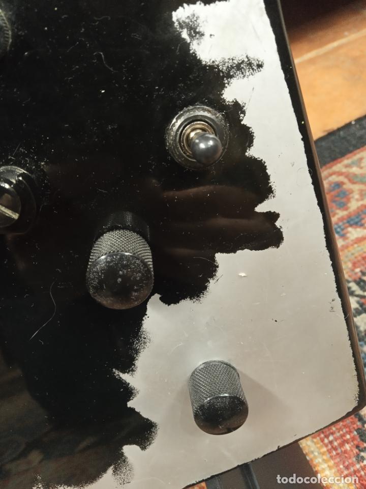 Instrumentos musicales: Impresionante guitarra eléctrica, réplica de James Hetfield Metallica. Grass Roots. Relicado. Funda. - Foto 4 - 183296600