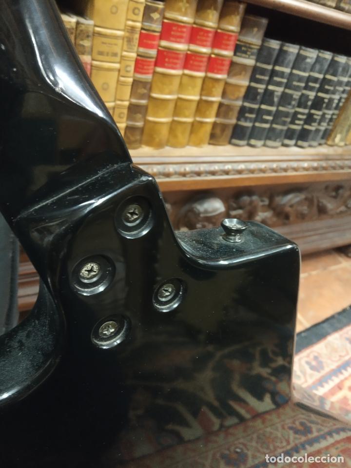 Instrumentos musicales: Impresionante guitarra eléctrica, réplica de James Hetfield Metallica. Grass Roots. Relicado. Funda. - Foto 11 - 183296600