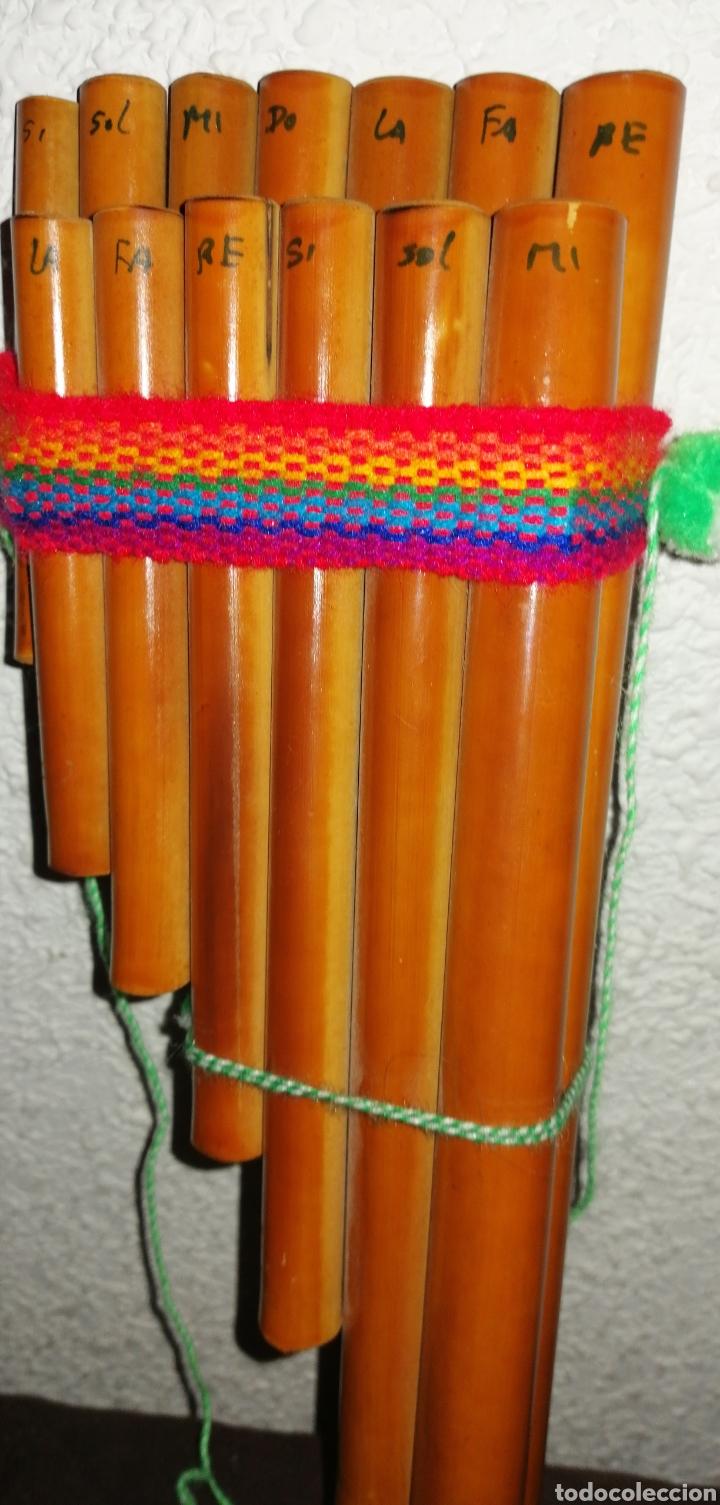 Instrumentos musicales: INSTRUMENTO DE VIENTO ANDINO - Foto 3 - 183500091