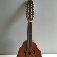 Instrumentos musicales: ANTIGUA BANDURRIA MARCA LETURIAGA. Lote 183546123