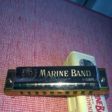 Instrumentos musicales: HARMONICA MARINE BAND NM. HOHNER--Nº1896-.....-ESTRENAR. Lote 183667735
