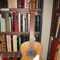 Instrumentos musicales: GUITARRA RAMIREZ ANTIGUA DE FLAMENCO CON FUNDA. Lote 183712385