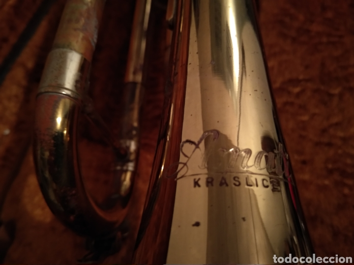 Instrumentos musicales: Trompeta Amati kraslice - Foto 3 - 184149002
