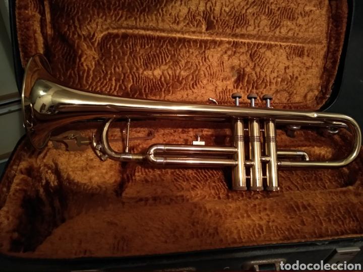 Instrumentos musicales: Trompeta Amati kraslice - Foto 4 - 184149002