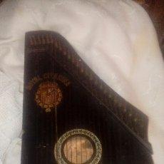 Instrumentos musicales: ANTIGUA CITARA PP.SXX.ROYAL CITARINA. Lote 184179588