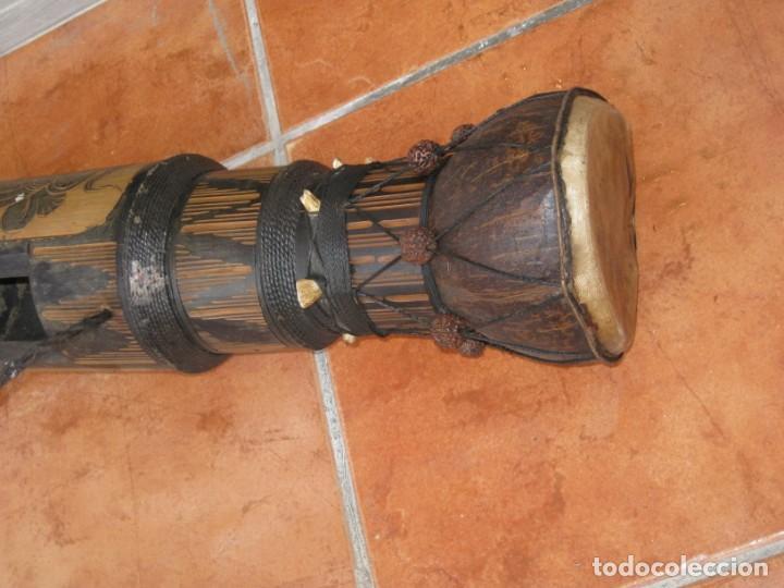 Instrumentos musicales: Instrumento musical Africano - Foto 3 - 184247913