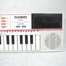 Instrumentos Musicais: FUNCIONANDO-TECLADO ELECTRONICO -CASIO PT-82 - JAPAN 80S+ROM PACK RO-551- PT82 ORGANO PIANO HM. Lote 184420345