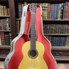 Instrumentos musicales: IMPORTANTE GUITARRA ESPAÑOLA. LUTHIER CONDE HERMANOS. AÑOS 60. MADRID. RESTAURADA Y AFINADA. FUNDA.. Lote 184522706