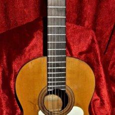 Instrumentos musicales: GUITARRA FLAMENCA MIGUEL RODRIGUEZ BENEYTO 1955. Lote 184527163