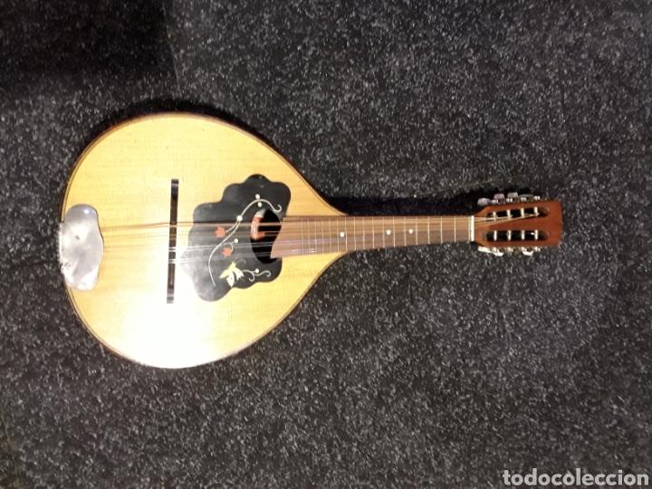 GUITARILLA O MANDOLINA (Música - Instrumentos Musicales - Cuerda Antiguos)