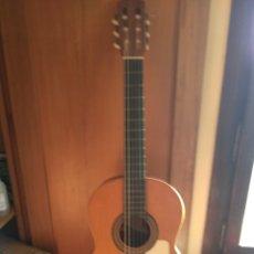 Instrumentos musicales: ALHAMBRA GUITARRA ANTIGUA PARA REPARAR LEER. Lote 184611467
