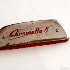 Instruments Musicaux: ARMÓNICA CHROMETTA 8 M H-HOHNER MADE IN GERMANY. Lote 184623748