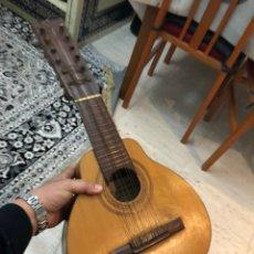 Instrumentos musicales: GUITARRA ANTIGUA 12 CUERDAS SAN FRANCISCO NÚÑEZ - VER LAS FOTOS. Lote 184829611