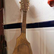 Instrumentos musicales: ESTE AÑO INSTRUMENTO MUSICAL DE CUERDA. ARTESANÍA.. Lote 184839802