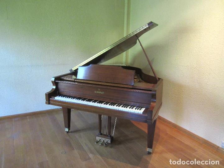 Instrumentos musicales: Piano Kimball Cola Baby Grand - Foto 2 - 184841080