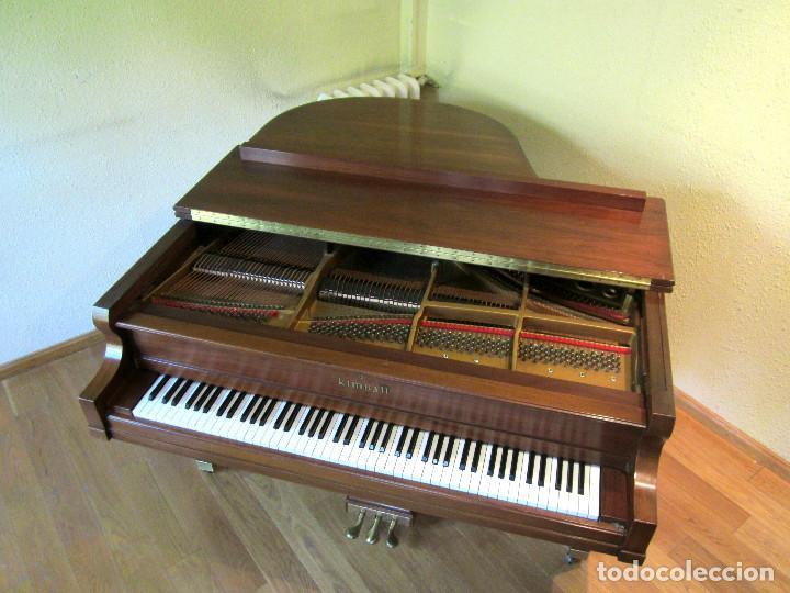 Instrumentos musicales: Piano Kimball Cola Baby Grand - Foto 4 - 184841080
