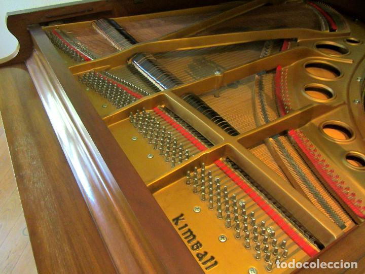 Instrumentos musicales: Piano Kimball Cola Baby Grand - Foto 6 - 184841080