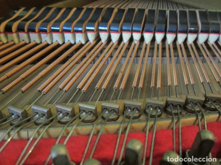 Instrumentos musicales: Piano Kimball Cola Baby Grand - Foto 7 - 184841080