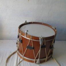 Instrumentos Musicais: TAMBOR BALLESTER PERCUSION FUNCIONA PIEL EN BUEN ESTADO. Lote 184842495