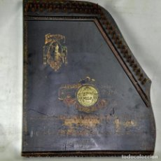 Instrumentos musicales: CÍTOLA ALEMANA. Lote 185693691