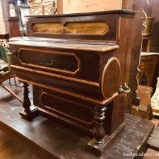 Instrumentos musicales: ORGANILLO MADRILEÑO.VUCTOR BERNEJO.. Lote 185880518