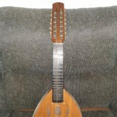 Instrumentos musicales: LAUD CALLEJAS. GRANADA. AÑOS 60.LEER DESCRIPCIÓN. Lote 186266541