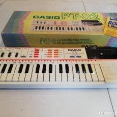 Instrumentos musicales: CASIO PT 82. Lote 186342346