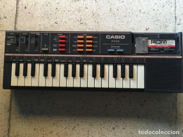 CASIO PT82 PT 82 PIANO ORGANO ORGANILLO TECLADO KREATEN (Música - Instrumentos Musicales - Pianos Antiguos)
