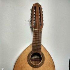 Instrumentos Musicais: ANTIGUA BANDURRIA CASA ERVITI SAN SEBASTIAN. Lote 186404440