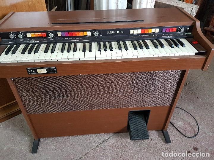 ANTIGUO ORGANO ELECTRICO (Música - Instrumentos Musicales - Pianos Antiguos)