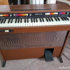 Instrumentos musicales: ANTIGUO ORGANO ELECTRICO. Lote 186466923