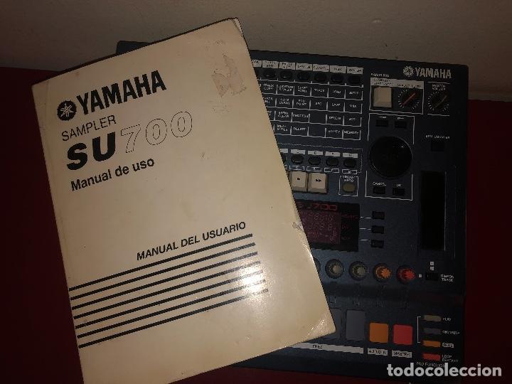 Instrumentos musicales: YAMAHA SU700 - Foto 7 - 187124061