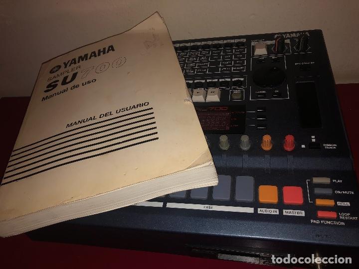 Instrumentos musicales: YAMAHA SU700 - Foto 8 - 187124061