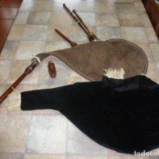 Instrumentos musicales: GAITA EN RE. Lote 187156125