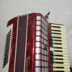Instrumentos musicales: ACORDEÓN MARCA PARROT 8 BAJOS. Lote 187318116