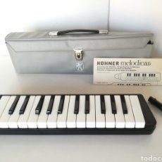 Instruments Musicaux: MELODICA HOHNER PIANO 26 GERMANY AÑOS 70 // INSTRUMENTO MUSICAL VINTAGE. Lote 187497463