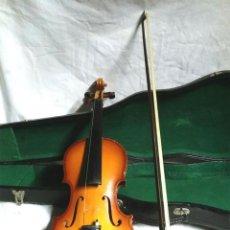 Instrumentos musicales: VIOLÍN LUTHERIE BEMA FRANCE, BUEN ESTADO. MED. 52 CM. Lote 188468808