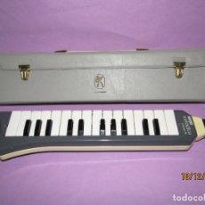 Instrumentos musicales: ANTIGUO INSTRUMENTO DE VIENTO METAL AERÓFONO - ARMÓNICA MELODICA PIANO 26 DE HOHNER . Lote 188758861