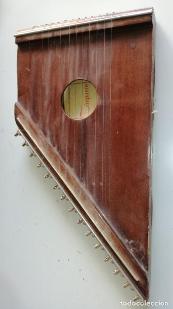 ZITARA O TIMPANIN - FALTAN 3 CUERDAS (Música - Instrumentos Musicales - Cuerda Antiguos)