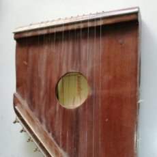 Instrumentos musicales: ZITARA O TIMPANIN - FALTAN 3 CUERDAS. Lote 188800512