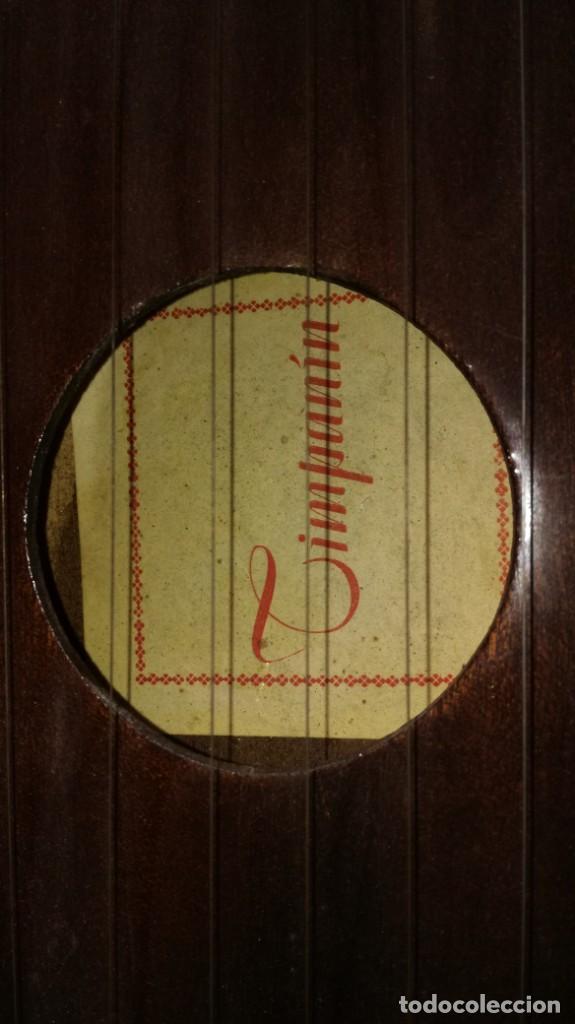Instrumentos musicales: ZITARA O TIMPANIN - FALTAN 3 CUERDAS - Foto 2 - 188800512