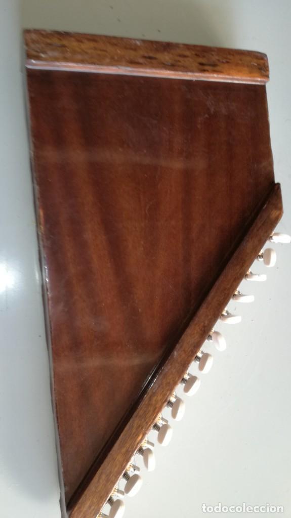 Instrumentos musicales: ZITARA O TIMPANIN - FALTAN 3 CUERDAS - Foto 5 - 188800512